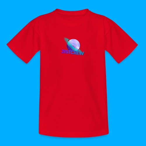 PurpleSaturn T-Shirt Design - Teenage T-Shirt