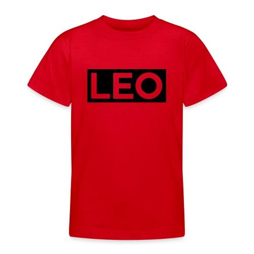 LEO - Teenager-T-shirt