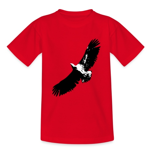 Fly like an eagle - Teenager T-Shirt