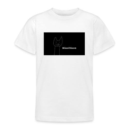 biisonivauva - Nuorten t-paita