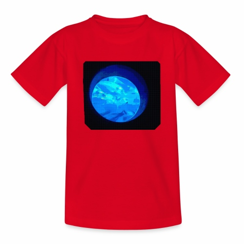 Fischbowl - Teenager T-Shirt