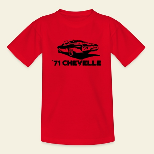 chevelle small - Teenager-T-shirt