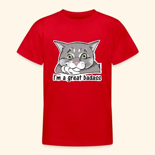 Nice Dogs CATS - Maglietta per ragazzi