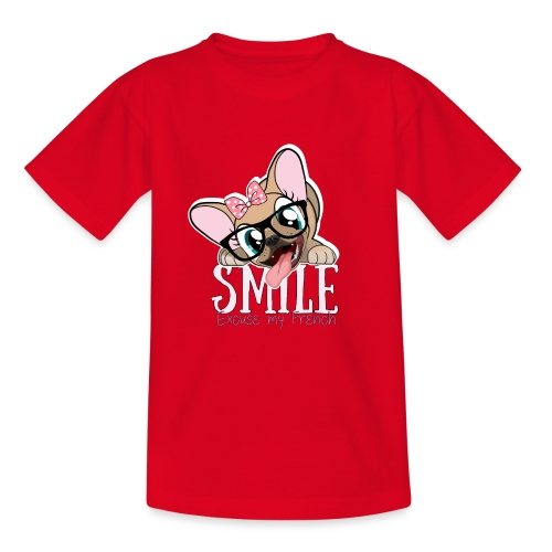 SMILE NAYA - T-shirt Ado