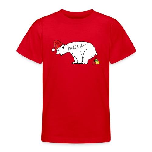 (Sch) Eisbär - Teenager T-Shirt