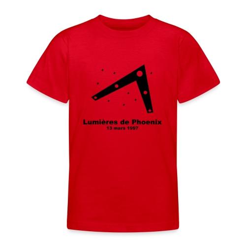 OVNI Lumieres de Phoenix - T-shirt Ado