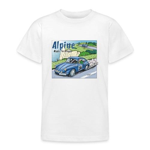 Polete en Alpine 106 - T-shirt Ado