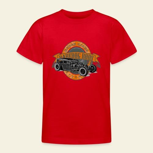Raredog Rods Logo - Teenager-T-shirt