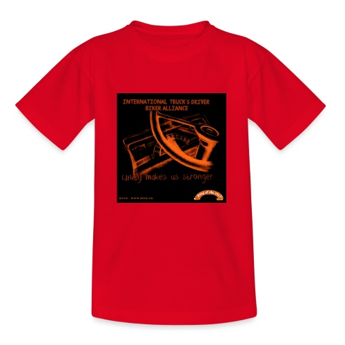 Unity - T-shirt Ado