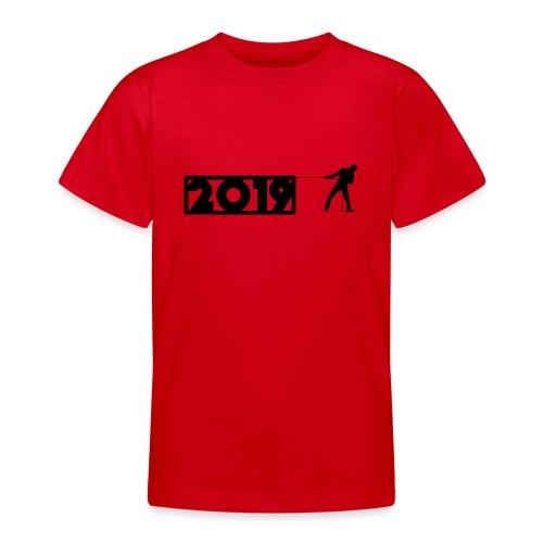 2019 - Teenager T-Shirt