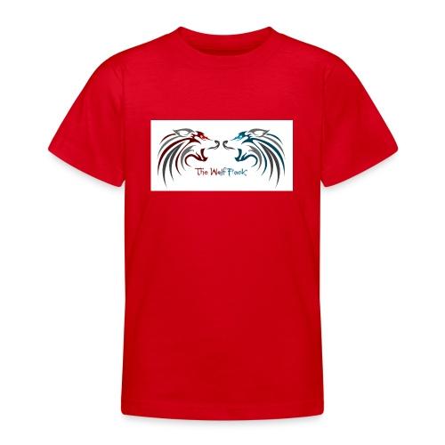 Jeffery - T-skjorte for tenåringer