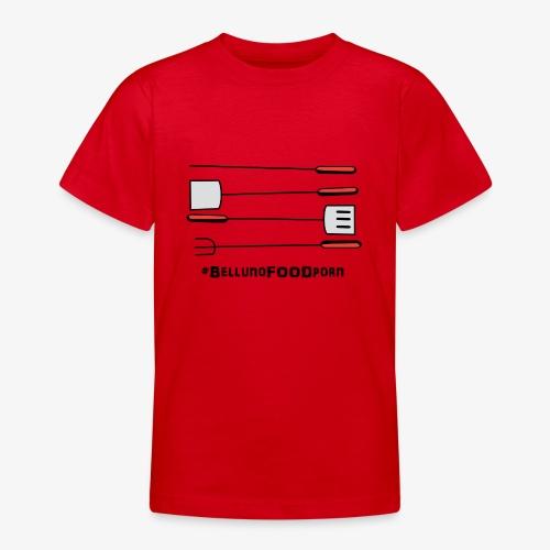 BBQ Belluno - Maglietta per ragazzi