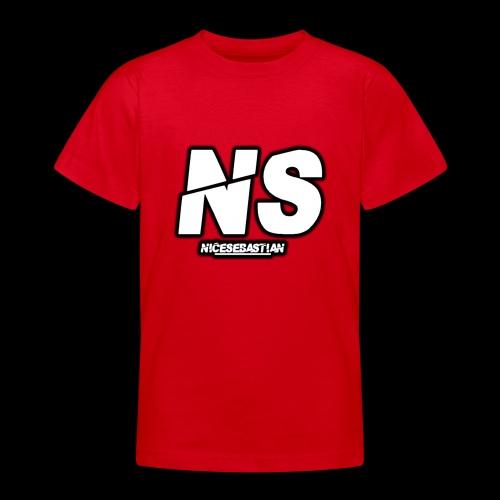 NiceSebastian - T-skjorte for tenåringer