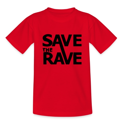 savetheravefantazia - Teenage T-Shirt