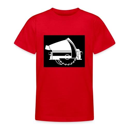 saw - Teenage T-Shirt
