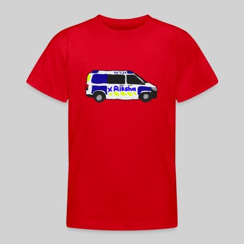 poliisiauto - Nuorten t-paita