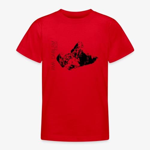 Mistress Dablam - Teenage T-Shirt