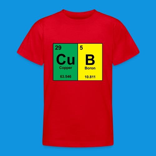 Science Cub Tee - Teenage T-Shirt
