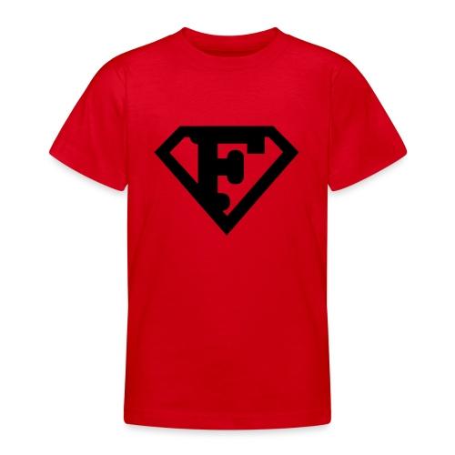Firman Simply Black - Teenager T-Shirt