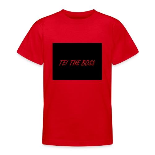 BOSSES - Teenage T-Shirt