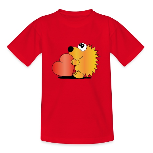 Igelchen - Teenager T-Shirt