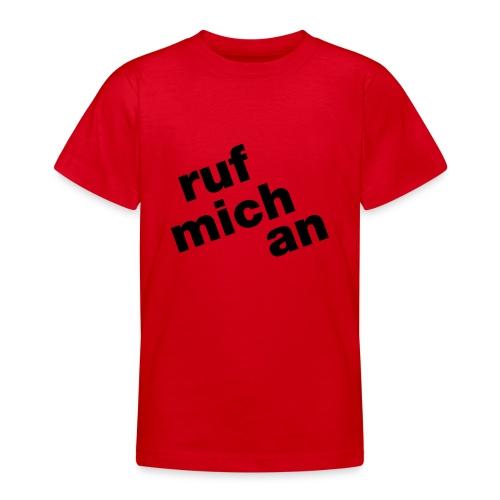 ruf - Teenager T-Shirt