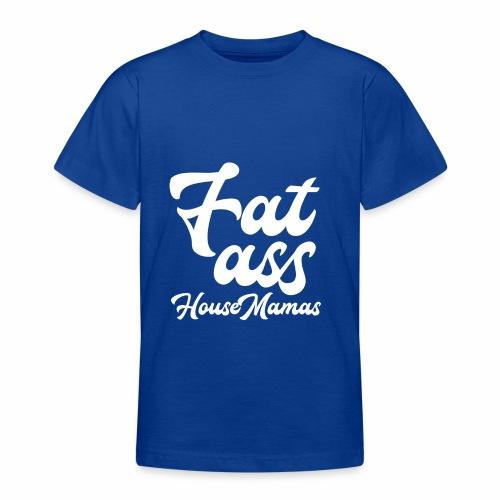 fatasswhite - Nuorten t-paita
