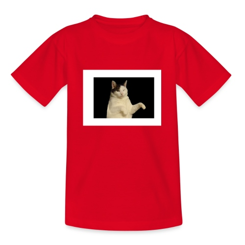 Kitty cat - Teenager T-shirt