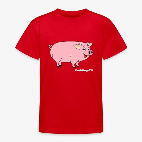 Gris - T-skjorte for tenåringer