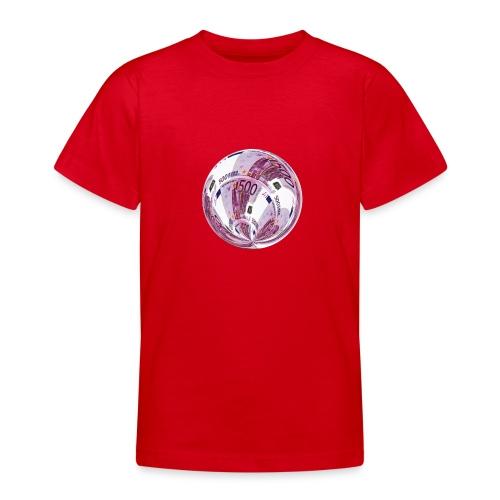 euro 500 schein - Teenager T-Shirt