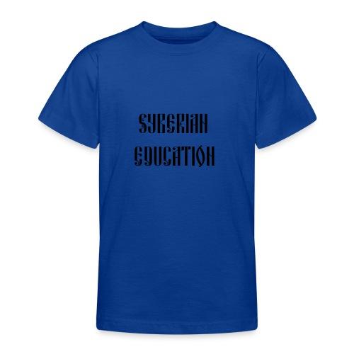 Russia Russland Syberian Education - Teenage T-Shirt
