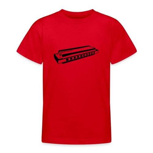 Harmonica - Teenage T-Shirt