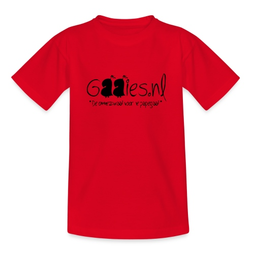 gaaies - Teenager T-shirt