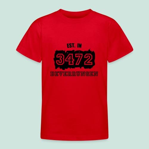 Established 3472 Beverungen - Teenager T-Shirt