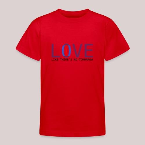 14-30 Love Live YOLO - Teenager T-Shirt