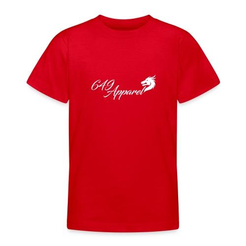 Mens T-Shirt - Teenage T-Shirt