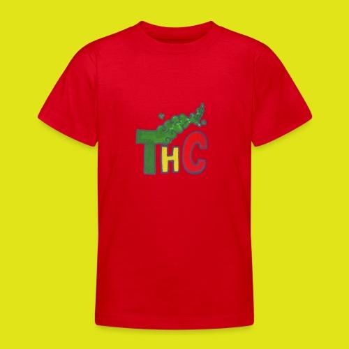 THC logo one - Maglietta per ragazzi
