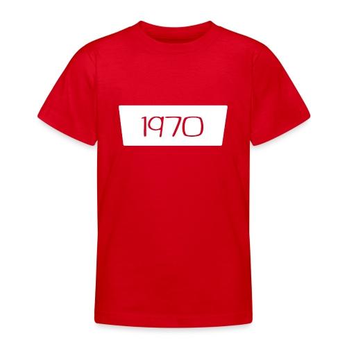 1970 - Teenager T-shirt