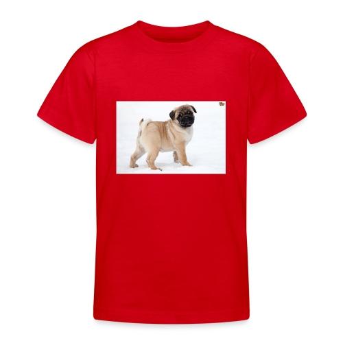 walker family pug merch - Teenage T-Shirt