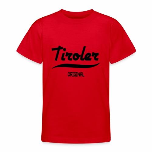 Tirol - Teenager T-Shirt