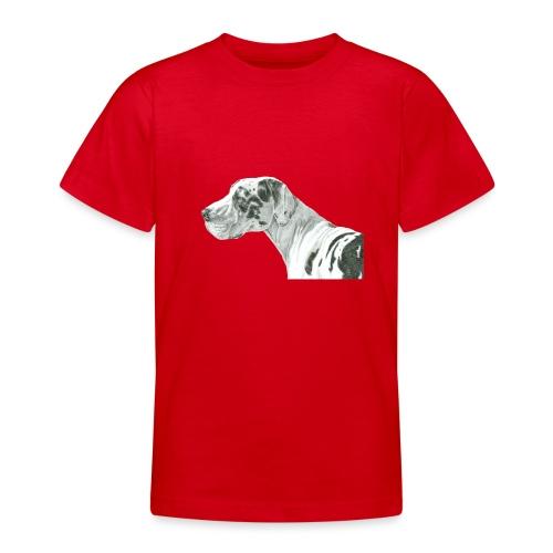 grand danios harlequin - Teenager-T-shirt