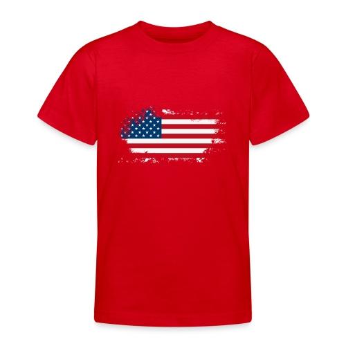 America - Teenager T-shirt