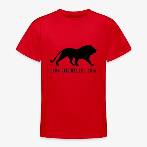 Lyon Original Est.2016 - T-skjorte for tenåringer