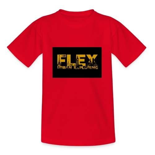 FlexUrban - Teenage T-Shirt