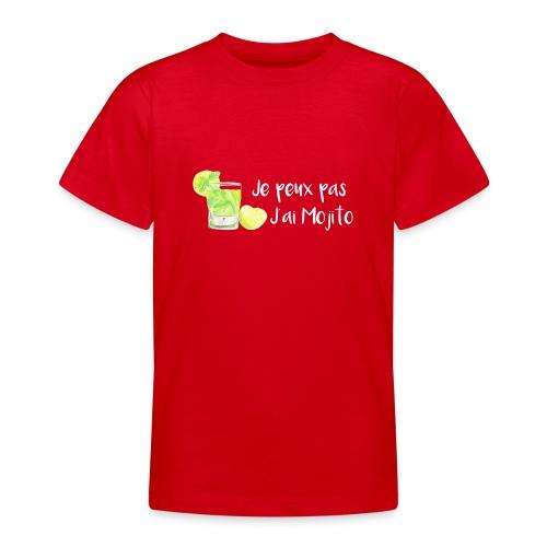 mojito - T-shirt Ado