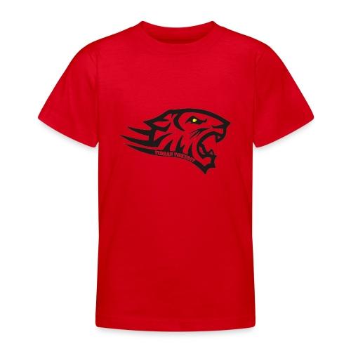 Tuiran Tiikerit tuoteperhe, pieni logo - Nuorten t-paita