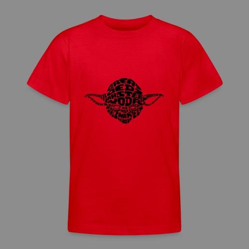 Yoda - Camiseta adolescente
