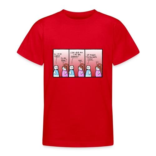 orage - T-shirt Ado