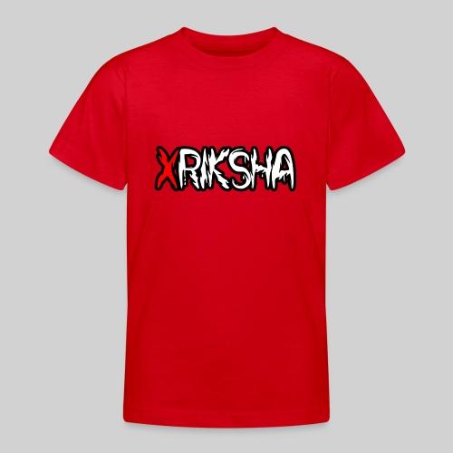 xRiksha - Nuorten t-paita
