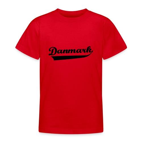 Danmark Swish - Teenager-T-shirt
